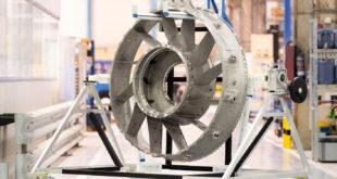 nuevo motor aeronáutico UltraFan