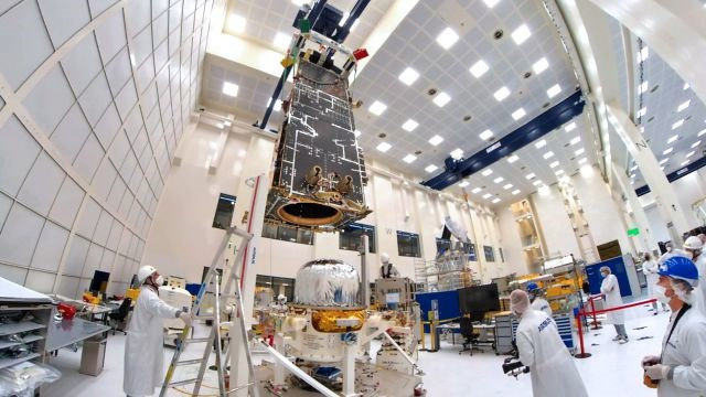 satélite MetOp-SG B