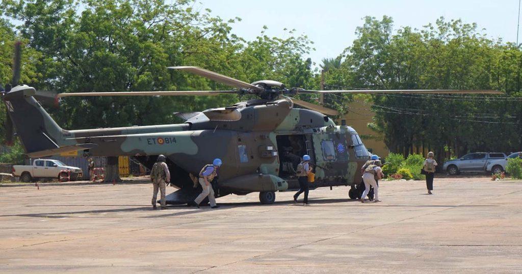 NH90 Mali