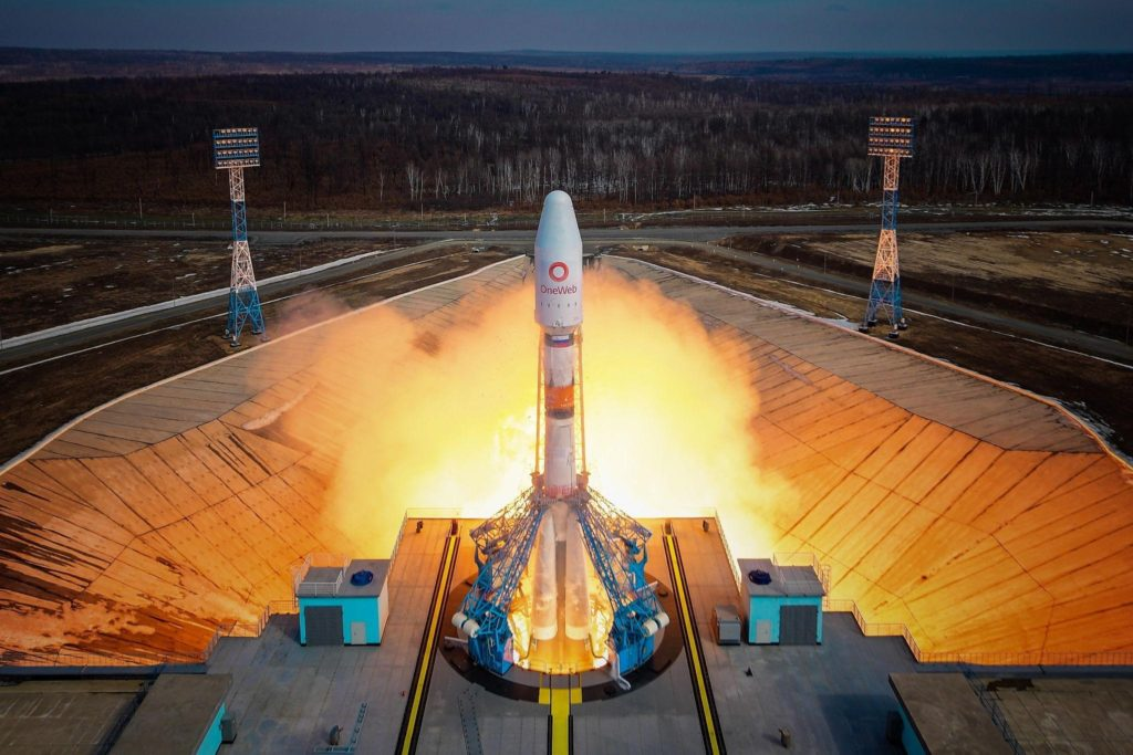 OneWeb ST36 Arianespace Soyuz